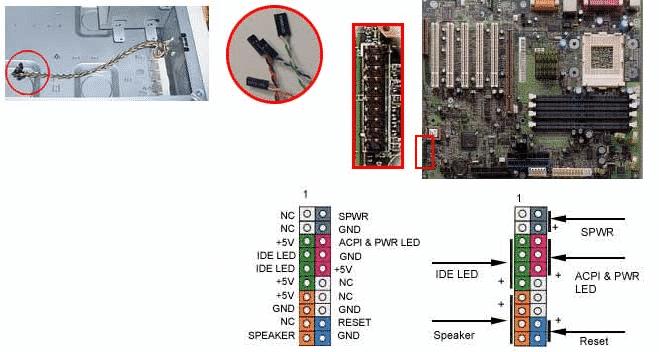 kabel-motherboard